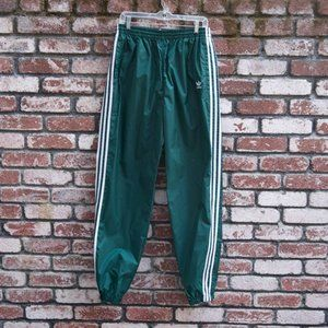 Classic Vintage Adidas wind breaker joggers